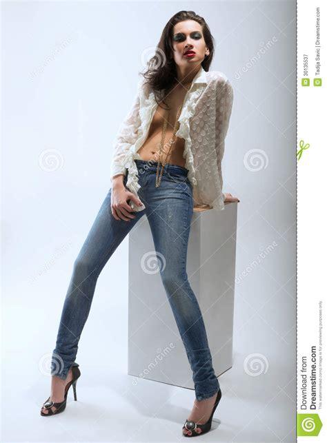 fashion model royalty  stock photography image