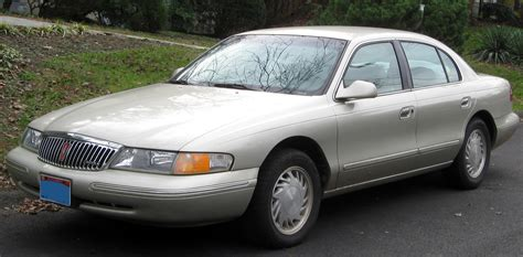 2000 LINCOLN CONTINENTAL - Image #1