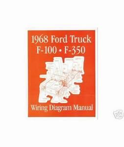 1968 F250 Wiring Diagram : 1968 ford f 100 to f 350 truck wiring diagrams ~ A.2002-acura-tl-radio.info Haus und Dekorationen