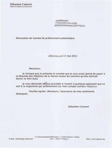 modèle de lettre de résiliation mutuelle santé loi chatel lettre r 233 siliation assurance sant 233 courrier de r 233 siliation