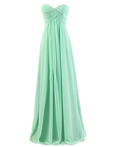 strapless satin long gown bridesmaid prom dress