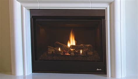 superior drt pro series  top vent fireplace