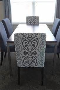 diy dining chair slipcovers from a tablecloth school of