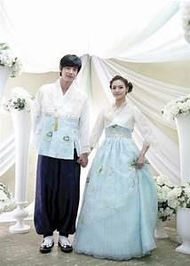 Traditional korean wedding dress do i know you pinterest for Korean traditional wedding dress
