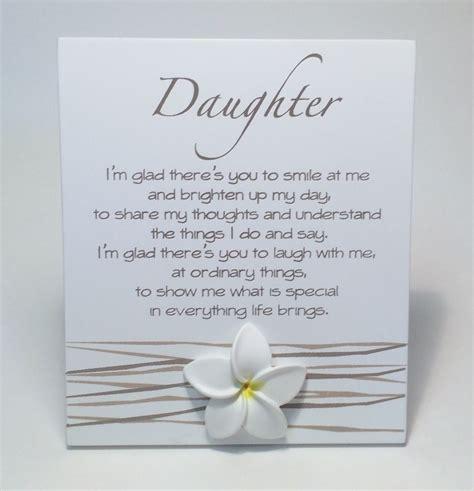 splosh daughter poem birthday gift ideas for her wf029 ebay