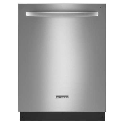 kitchen aid dishwashers kitchenaid kude70fxss 24 quot superba eq built in