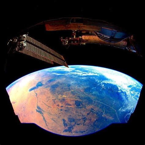 astronauta scott kelly da nasa publica fotos incriveis