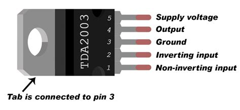 Guide For Building Tda Bridged Stereo Amplifiers