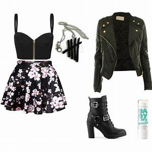 Badass outfits for school - Google Search   Things to wear   Pinterest   Outfits for school ...