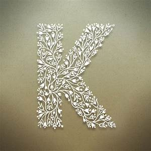 Beautiful botanical alphabet   Webdesigner Depot