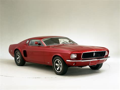 1966 Ford Mustang Mach 1 Prototype Muscle Classic T