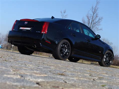 Cadillac Cts V Gets Upgraded By Geigercars Autoevolution