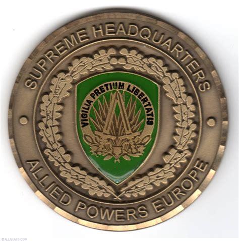 supreme headquarters allied powers europe aliied powers europe supreme headquarter csm challenge