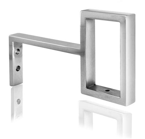 lucite curtain drapery rods brackets rings