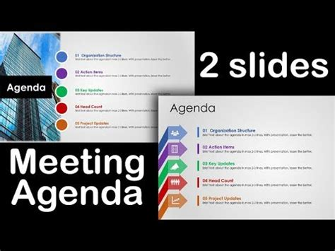 agenda template  animated powerpoint  design