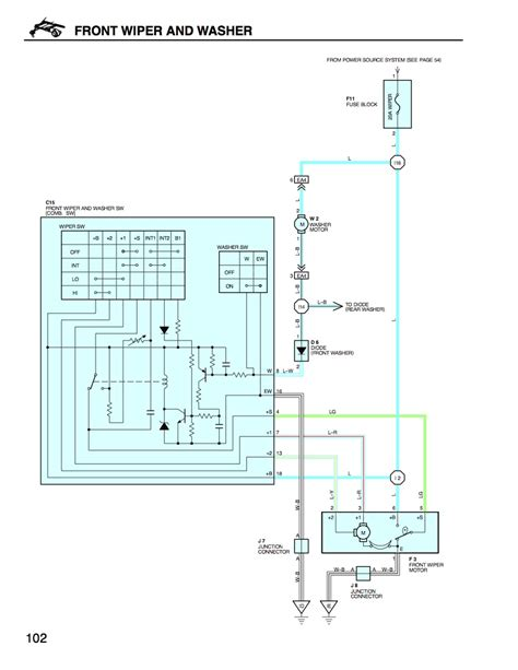 afi wiper motor wiring diagram impremedia net