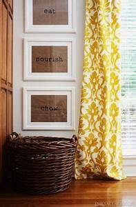 Gold n cream curtains for Kitchen colors with white cabinets with steve mcqueen wall art