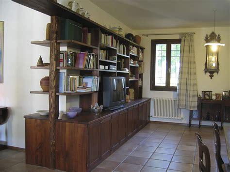 libreria nazionale libreria in noce nazionale falegnameria barbaresso