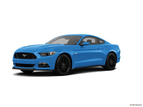 Ford Mustang 2017 5.0l Fastback Gt In Bahrain