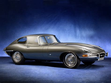 1961, Jaguar, E type, Fixed, Head, Coupe, Classic ...
