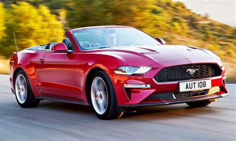 Ford Mustang Cabrio Facelift 2017 Preis Motor Autozeitung De