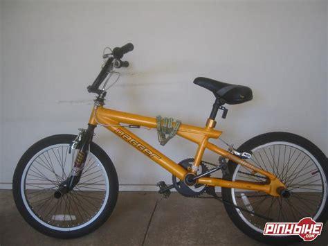 2005 Yellow Dagger Bmx Bike For Sale