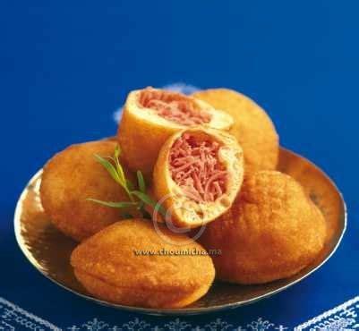 cuisine de choumicha recette de batbout recette batbots farcis au fromage et au cacher