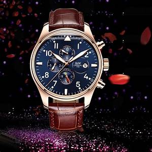 Rose Gold Sprühlack : switzerland carnival famous brand watch luxury automatic mechanical men watch rose gold case ~ Avissmed.com Haus und Dekorationen