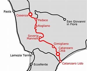 Ferrovia Cosenza-catanzaro Lido