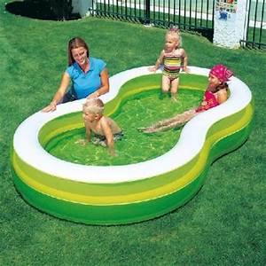 Pool Wassermenge Berechnen : bestway pool 274x157x46 planschbecken gr n wei 54046 ebay ~ Themetempest.com Abrechnung