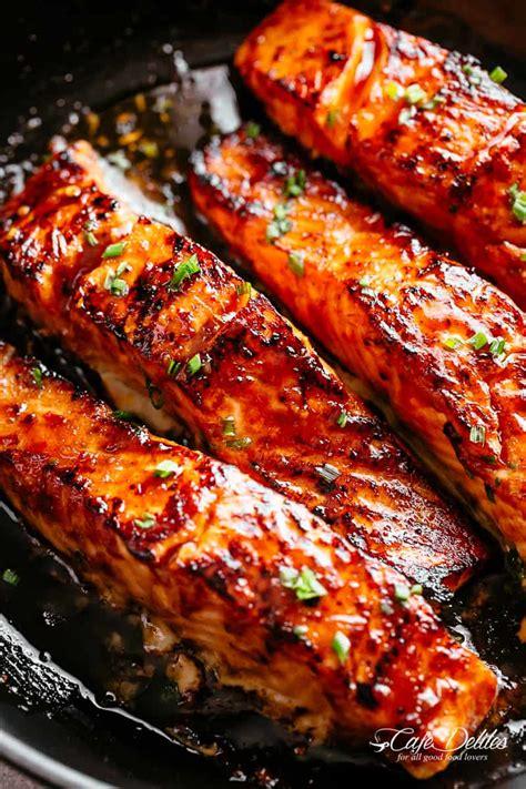 firecracker salmon recipe cafe delites