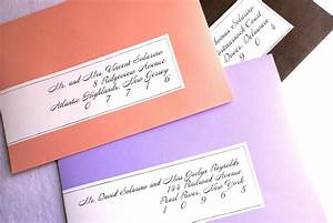 address labels vs poor handwriting With wedding invitations handwritten or labels