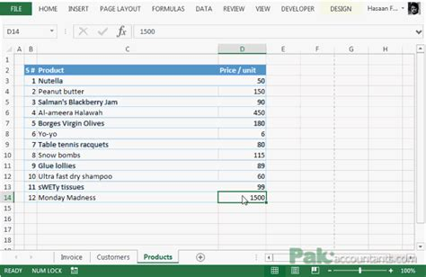 drop list inside inside templates free excel invoice template v1 0 with customer and product