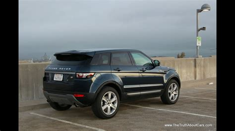 2013 Evoque Review by 2013 Land Rover Range Rover Evoque Review And Road Test