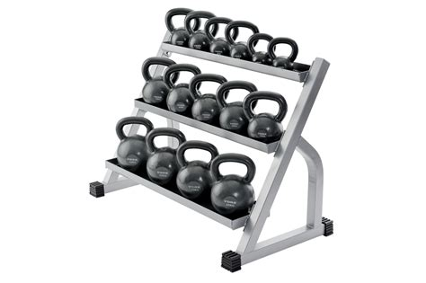 kettlebell rack york cast kb