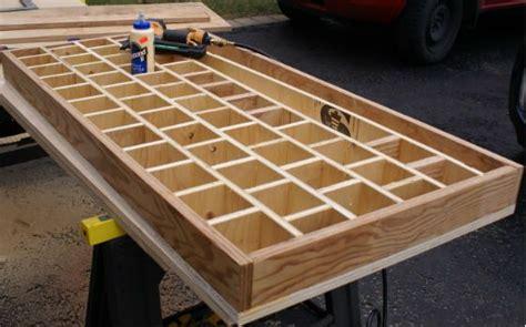 torsion box  perfectly flat workbench top