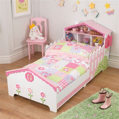 Kidkraft Dollhouse Toddler Bed by Dollhouse Toddler Bed