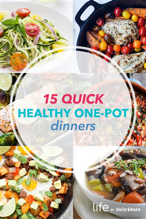 Mexican Sink Bowls by 15 One Pot Meals For Quick Healthy Dinners