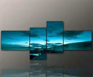 designer wandbilder designbilder wandbild modernes bild natur landschaft bürobild kunst 160x70cm ebay