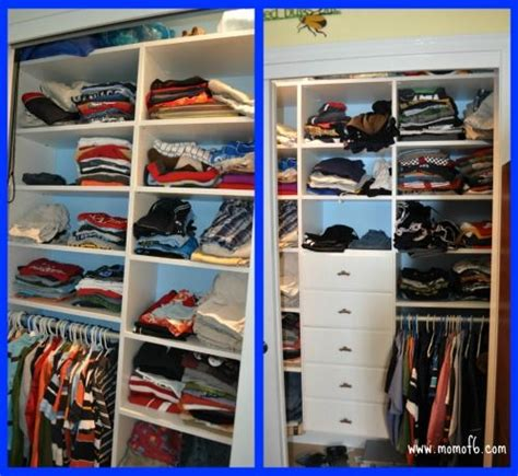 Shared Closet Organization Ideas by How To Organize Your Closet And How Two Can