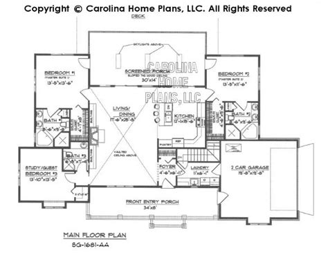 small country ranch style house plan sg  sq ft affordable small home plan