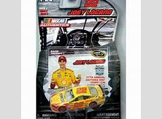 NASCAR Authentics Joe Gibbs Racing Joey Logano Shell