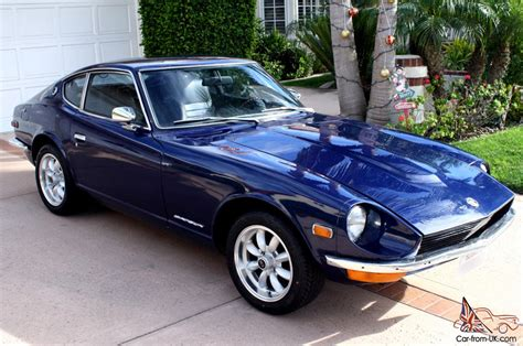 Datsun Car : Datsun 240z Devil Z 1971