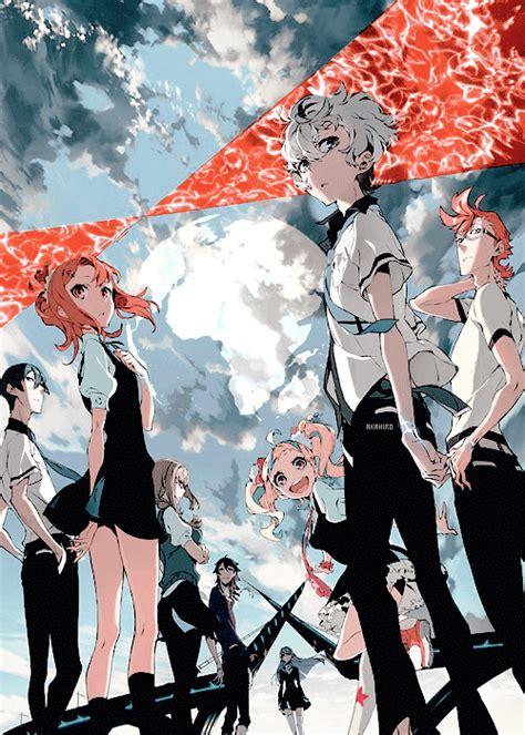Anime Wallpaper 240x320 - kiznaiver anime wallpapers hd 4k for mobile