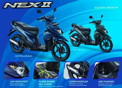 Suzuki Nex Ii Image by Suzuki Nex Ii In Indonesia From Rm3 913 To Rm4 109