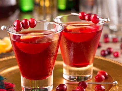 christmas cocktails christmas cocktail ideas saga