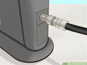 How To Install A Modem  11 Steps  With Pictures