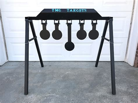 gear review tmg target systems mechanical reset targets