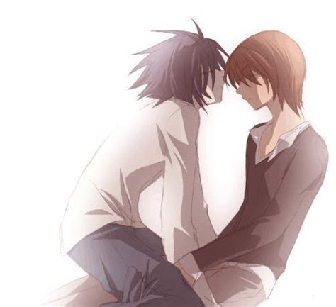 Note Lx Light by Let Me Help Deathnote Yaoi Different Ending Lxlight