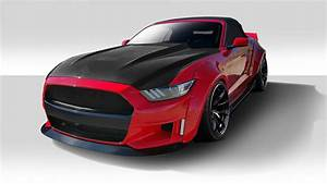 Welcome to Extreme Dimensions :: Item Group :: 2015-2017 Ford Mustang Duraflex Grid Body Kit - 9 ...